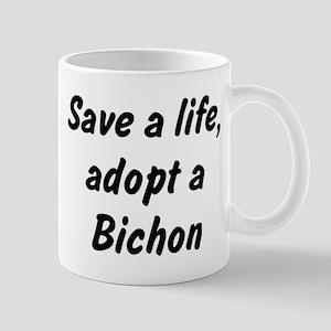 Adopt Bichon Mug