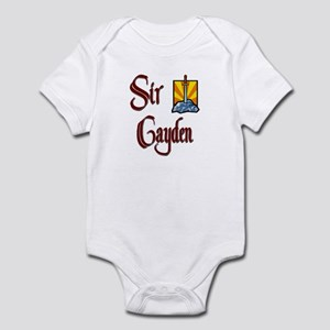 Sir Cayden Infant Bodysuit