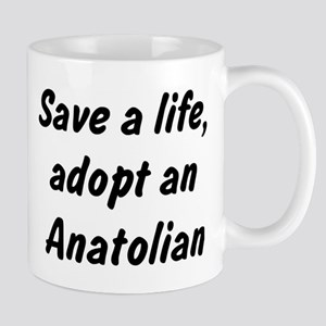 Adopt Anatolian Mug