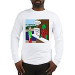 Fish Guy Lagoon Tours Long Sleeve T-Shirt