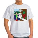 Fish Guy Lagoon Tours Light T-Shirt
