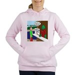 Fish Guy Lagoon Tours Women's Hooded Sweatshirt