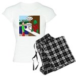 Fish Guy Lagoon Tours Women's Light Pajamas