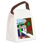 Fish Guy Lagoon Tours Canvas Lunch Bag