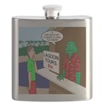 Fish Guy Lagoon Tours Flask
