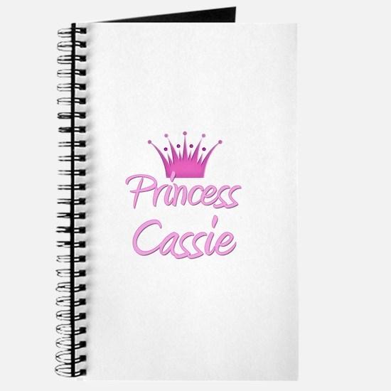 Princess Cassie Journal