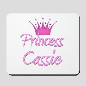 Princess Cassie Mousepad