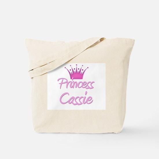 Princess Cassie Tote Bag