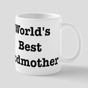 Worlds Best Godmother Mug