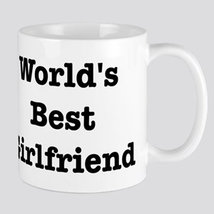 Worlds Best Girlfriend Mug