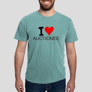 I Love Auctioneering T-Shirt