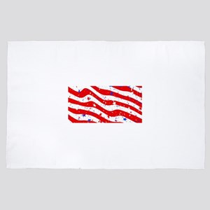 Celebrating July 4th Independence with 4' x 6' Rug