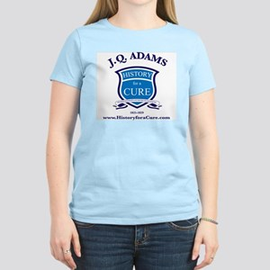John Quincy Adams Women's Light T-Shirt