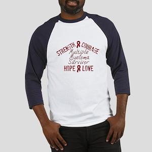 Multiple Myeloma Inspirationa Baseball Jersey