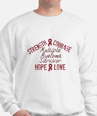 Multiple Myeloma Inspirationa Sweatshirt