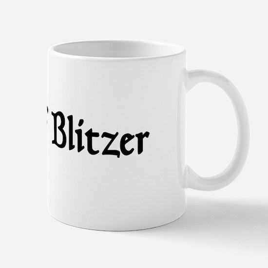 Gray Elf Blitzer Mug