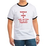 Single and Free Ringer T