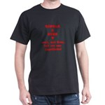 Single and Free Dark T-Shirt