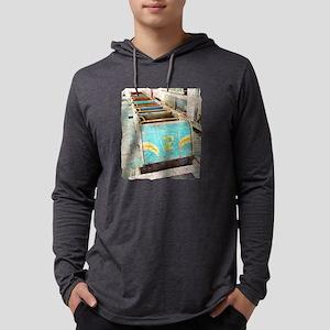 coaster-car-abusive-rust Long Sleeve T-Shirt