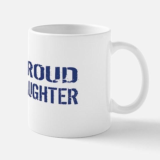 USAF: Proud Daughter Mug