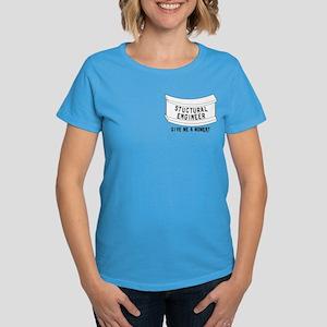Stuctural Engineer Women's Dark T-Shirt