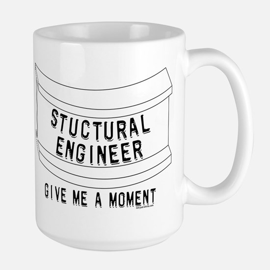 Stuctural Engineer Large Mug