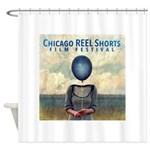 CIRSF 2018 SQUARE Shower Curtain