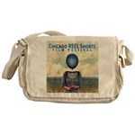 CIRSF 2018 SQUARE Messenger Bag