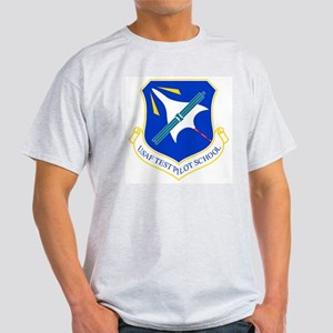Test Pilot School Ash Grey T-Shirt
