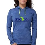 Women's Hooded Long Sleeve T-Shirt