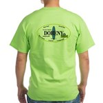 Doheny Surf Spots Green T-Shirt