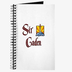 Sir Caden Journal