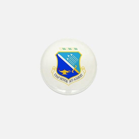 Senior NCO Academy Mini Button