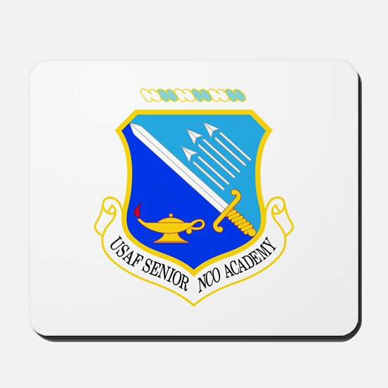 Senior NCO Academy Mousepad