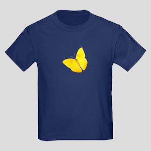 Cloudless Sulfur Kids Dark T-Shirt