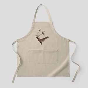 Elk only BBQ Apron