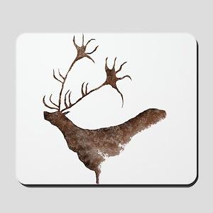 Elk only Mousepad