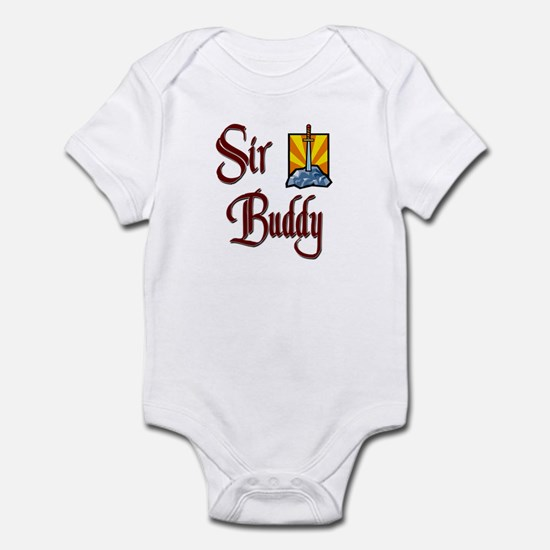 Sir Buddy Infant Bodysuit