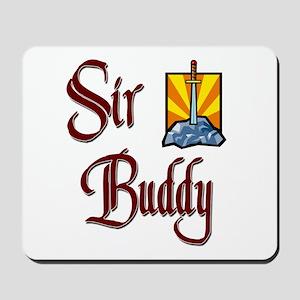 Sir Buddy Mousepad