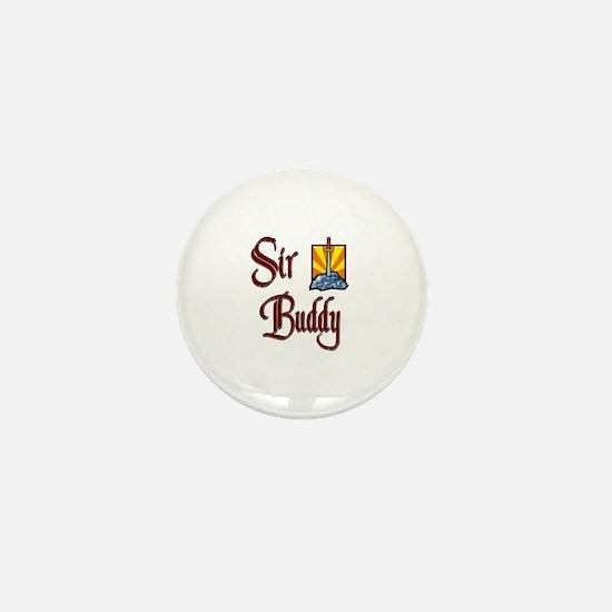 Sir Buddy Mini Button