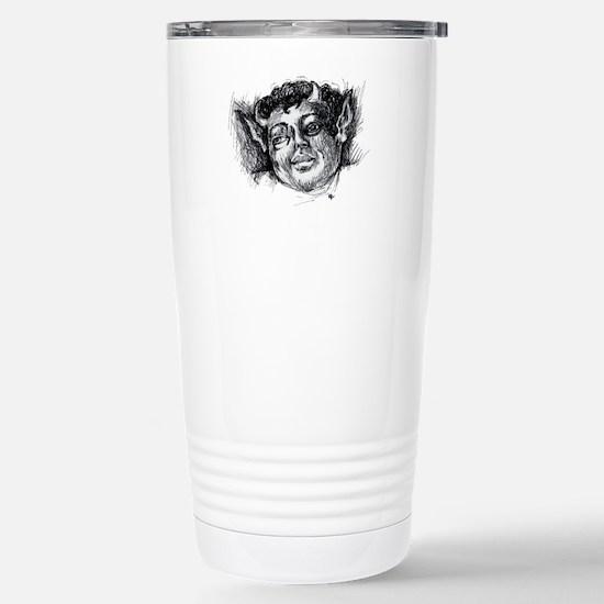 Dark Angel Stainless Steel Travel Mug