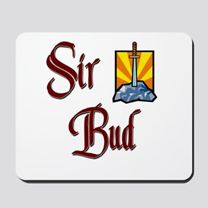 Sir Bud Mousepad