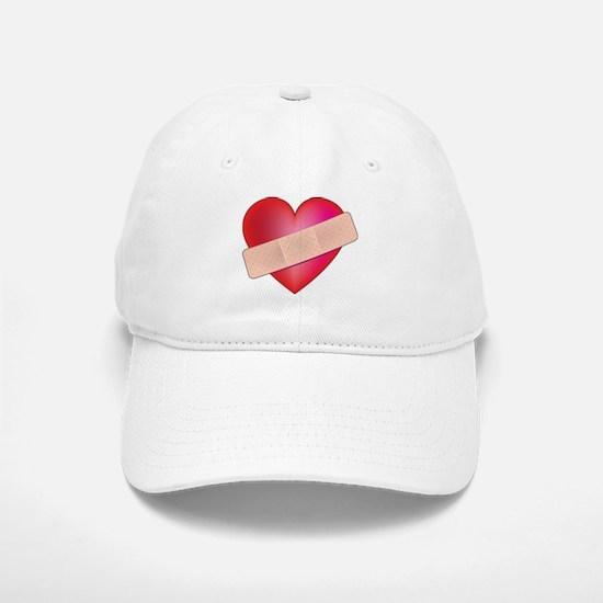 Healing Heart Baseball Baseball Cap