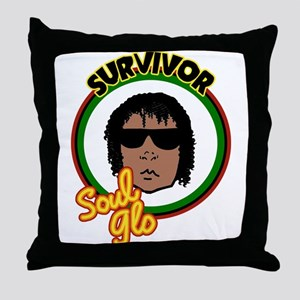 Riyah-Li Designs Soul Glo Throw Pillow