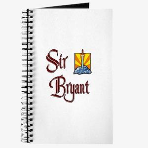 Sir Bryant Journal