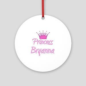 Princess Bryanna Ornament (Round)