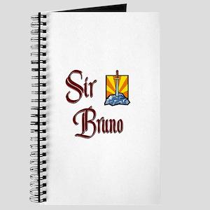 Sir Bruno Journal