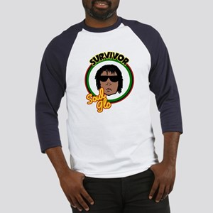 Riyah-Li Designs Soul Glo Survivor Baseball Jersey
