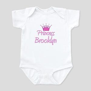 Princess Brooklyn Infant Bodysuit
