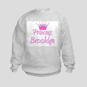 Princess Brooklyn Kids Sweatshirt